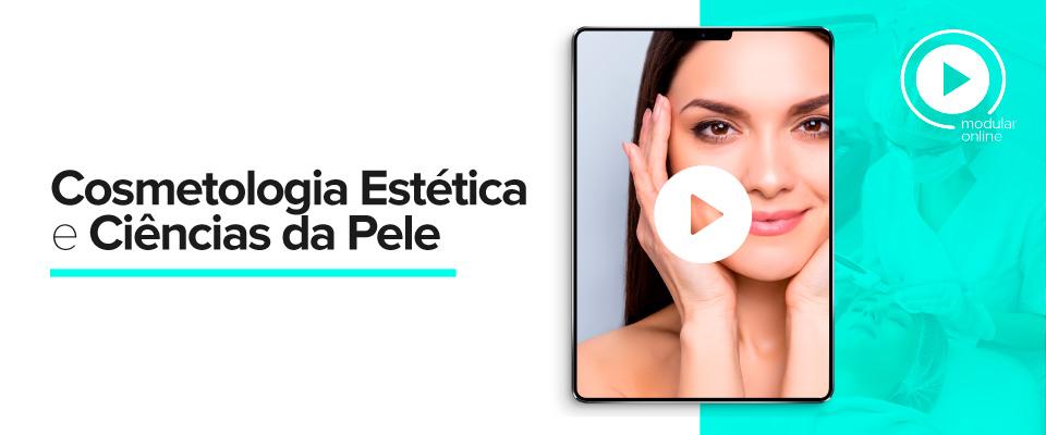 Cosmetologia Estetica E Ciencias Da Pele Online Icosmetologia