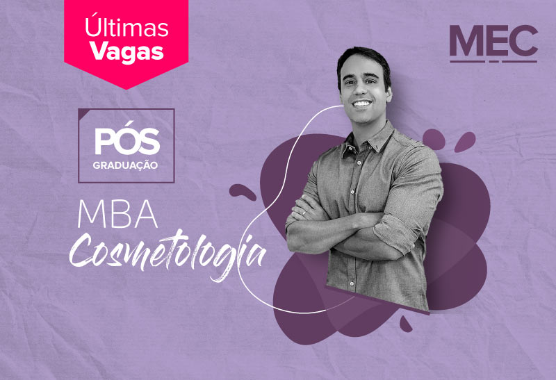MBA Cosmetologia | Campinas/SP